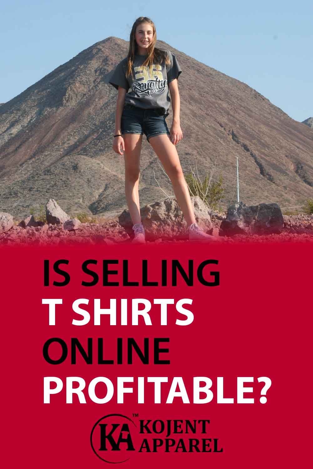 Is Selling T-Shirts Online Profitable - Kojent Apparel